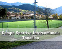 Campo Sportivo Intercomunale di Tonadico